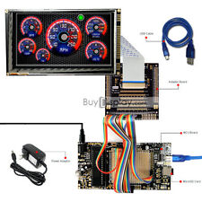 "8051 Microcontroller Development Board Kit USB Programmer for 7""TFT LCD Module"