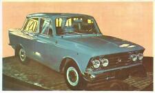 FIGURINA AUTO 1967 NUOVA ATLANTIDE MILANO N 135 MZMA MOSKVITCH 408 NUOVA