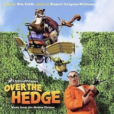 1 CENT CD Over The Hedge - OST SEALED/RUPERT GREGSON-WILLIAMS