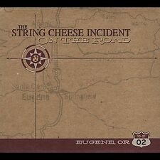 On the Road: 10-21-02 Eugene, OR by The String Cheese Incident (CD)