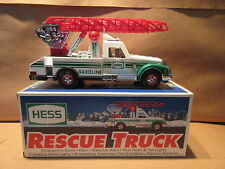 1994 Hess Rescue Truck Gas Station