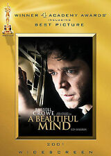 A Beautiful Mind  Two-Disc Awards Edition  2002 by Ron Howard; Mike H 0783261438