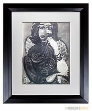 "P. PICASSO Lithograph ""9.6.40"" Justification Limited Edition +Custom FRAMING*"
