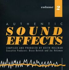 Vol. 2 - Sound Effects (1987, CD NIEUW) CD-R