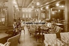 rp01900 - Cunard Liner - Aquitania Smoking Room - photo 6x4