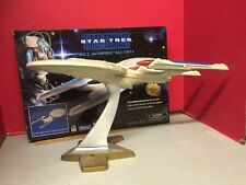 Star Trek First Contact Enterprise E Playmates In Box Loose