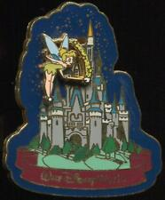 WDW Tinker Bell Castle Slider LE Disney Pin 10049