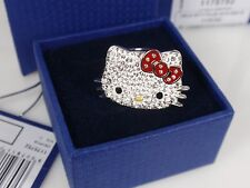 SWAROVSKI HELLO KITTY POLKA DOTS RING (SIZE52/SMALL) MIB #1175752