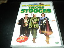"DVD NEUF ""BLANCHE-NEIGE ET LES TROIS 3 STOOGES"" Walter LANG"
