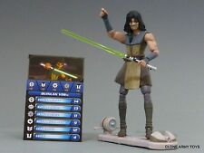 STAR WARS QUINLAN VOS CLONE COLLECTION JEDI CW36 TCW SOTDS LOOSE