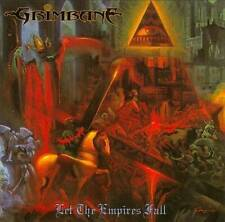 Grimbane - Let the Empires Fall CD 2008 Blasphemy black metal