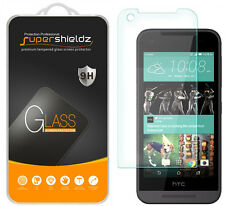 Supershieldz Ballistic[Tempered Glass] Screen Protector Saver For HTC Desire 520