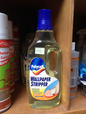 THE BEST DEAL AROUND?  POLYCELL WALLPAPER STRIPPER 500ml only £5.75 delivered
