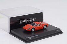 1964 Porsche 911 904 GTS rot 1:87 Minichamps