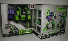 NEW TFC Toy Transformers Hercules Devastator NeckBreaker Figure In Stock
