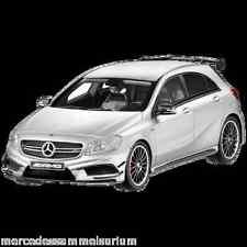 Mercedes benz a 45 AMG 4 matic plata limitado 1:43 nuevo embalaje original