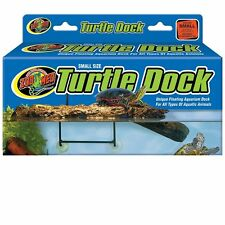 Small Floating Dock for aquatic turtles, newts, crabs, dwarf frogs, Zoo Med