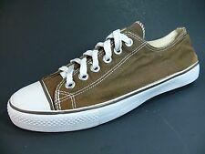 Men's Aeropostale Size US9/EUR42 Brown White Athletic Sneakers SKATEBOARD L11