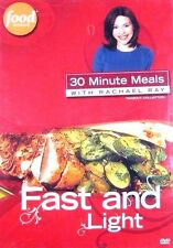 Fast & Light - 30 Minute Meals with Rachael Ray (New DVD 2007) - Factory Sealed!