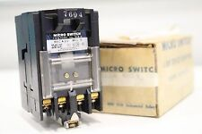 Micro Switch RYC22 RYCA22-A MODEL B 7605 Relay + Free Priority Shipping!!!