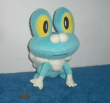 Froakie Pokemon Plush Doll Toy from X and Y Video Games by Tomy USA 2015