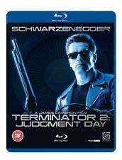 TERMINATOR PART 2 BLU RAY JUDGEMENT DAY Brand New Second 2nd Two Arnold Linda
