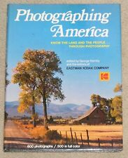 Photographing America by George Hornby (editor) - HB/dj