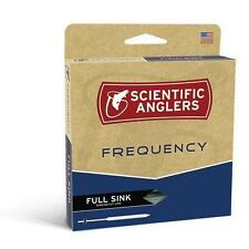 SCIENTIFIC ANGLERS FREQUENCY WF-8-S #8 WEIGHT TYPE 6 FULL SINKING TIP FLY LINE
