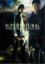 SUPERNATURAL SEASON 1 2006 INKWORKS SAN DIEGO COMIC CON PROMO CARD SN-SD2006