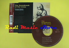 CD Singolo THE SOUNDTRACK OF OUR LIVES Firmament vacation no lp mc dvd vhs (S14)