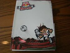 Rare Red Bull New York Fanatics Kids Club Membership Packet Notebook MetroStars