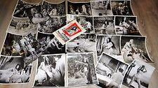 LES FEMMES PREHISTORIQUES 22 photos presse argentique cinema 1965 hammer film