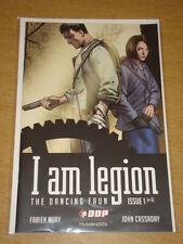 I AM LEGION THE DANCING FAUN #1 DDP HUMANOIDS JOHN CASSIDY VARIANT COVER