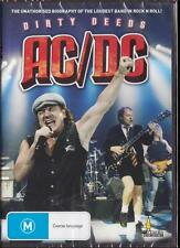 DIRTY DEEDS AC/DC -  NEW &SEALED REGION 4 DVD FREE LOCAL POST