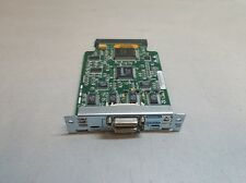 Cisco WIC 2T 73-2847-03 D0 2-Port Serial Interface Card