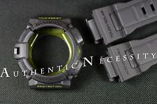 CASIO G-SHOCK G9300GY-1 G9300 STEALTH GREY MUDMAN STRAP & BEZEL (complete set)