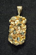Unique Vintage 8.9 grams 14k Gold Charm blocks chunk