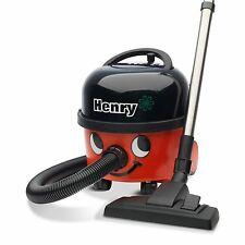 NUMATIC HVR200 Henry Vacuum Cleaner, Bagged - Red/Black