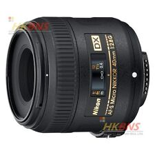 Nikon AF-S DX Micro NIKKOR 40mm f/2.8 G Lens 40 F2.8 for D7100 D5500 D3300 ~ NEW