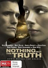 Nothing But The Truth [DVD], LIKE NEW, Region 4, Next Day Post..5788