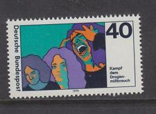 WEST GERMANY MNH STAMP DEUTSCHE BUNDESPOST 1975 EFFECTS OF DRUGS  SG 1760