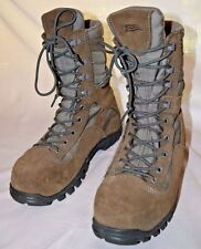 Women's Belleville 633ST SABRE HOT WEATHER HYBRID STEEL TOE ASSAULT BOOTS 7R