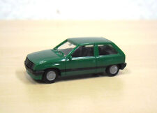 Herpa - Opel Corsa A - 3-türig - grün - Adventskalender 1993 - 1:87