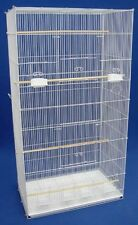NEW Extra Large Canary Parakeet Cockatiel LoveBird Finch Glider Bird Cage-013