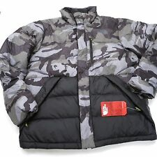 $250 North Face Men's Sumter Jacket Medium Taupe Camo Style CQH6 NEW
