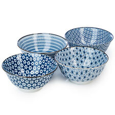 Kyoto 4pce Traditional Japanese Bowl Set