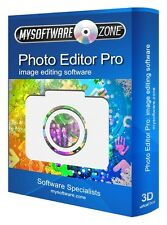 Image Editing Software Compatible with Adobe Photoshop CS5 CS6 NEW Program on CD