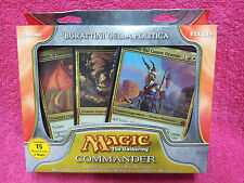 ITALIAN Magic MTG Factory Sealed C11 2011 Commander Political Puppets Deck EDH