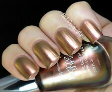 NEW! Sally Hansen Lustre Shine Nail Polish Lacquer in FIREFLY #003
