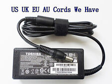 Original 65W Charger AC Adapter Toshiba Portege R700-S1311 R835-P50X Notebook